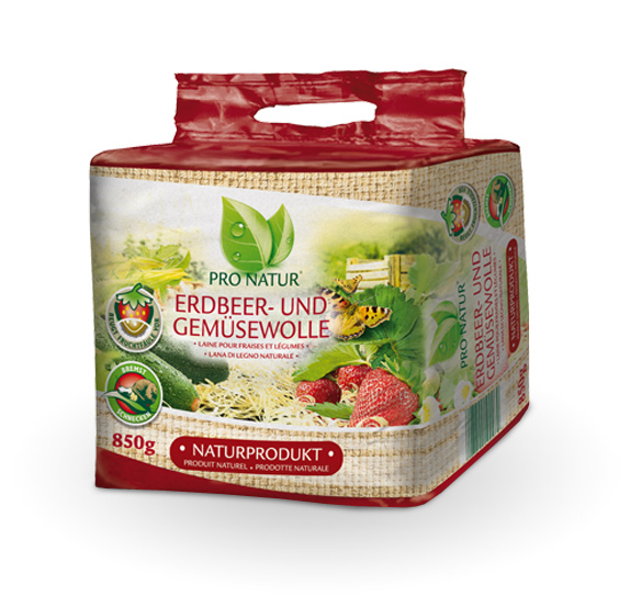 Pro Natur Strawberry and Vegetable Straw