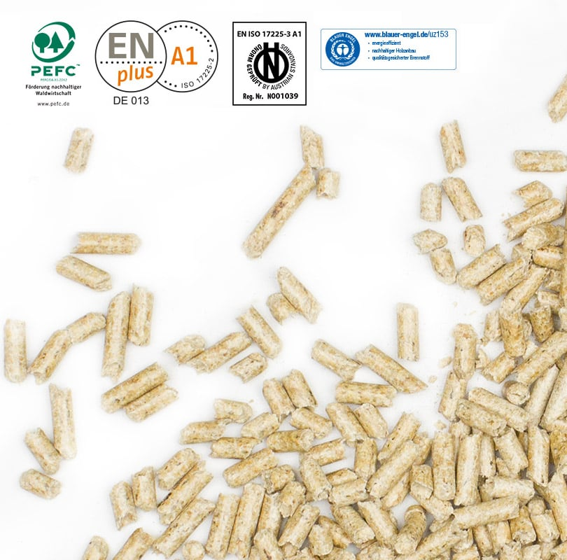 Ziegler Thermospan Holzpellets