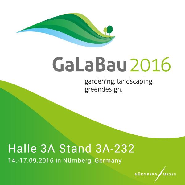 GaLaBau Messe
