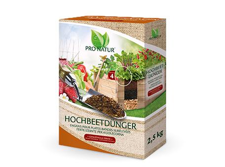 Pronatur Hochbeet Dünger