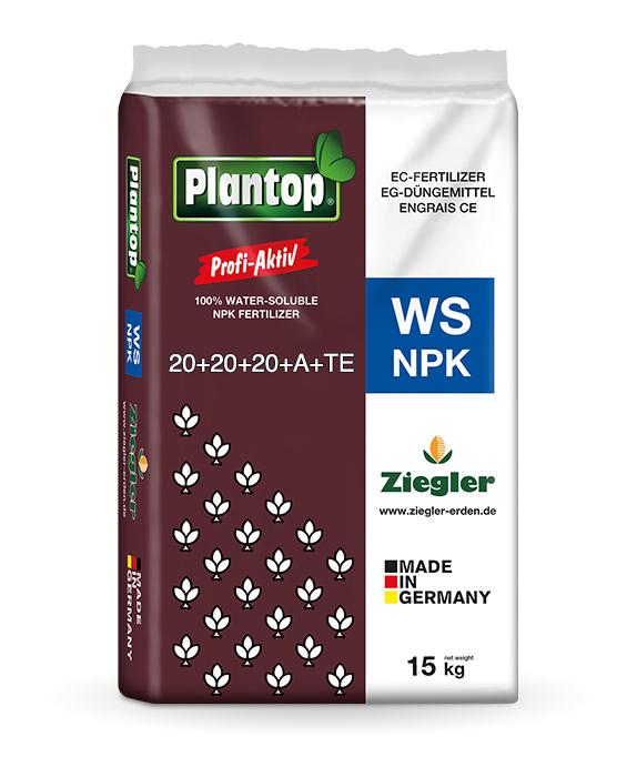 Plantop Profi Aktiv WS NPK Dünger