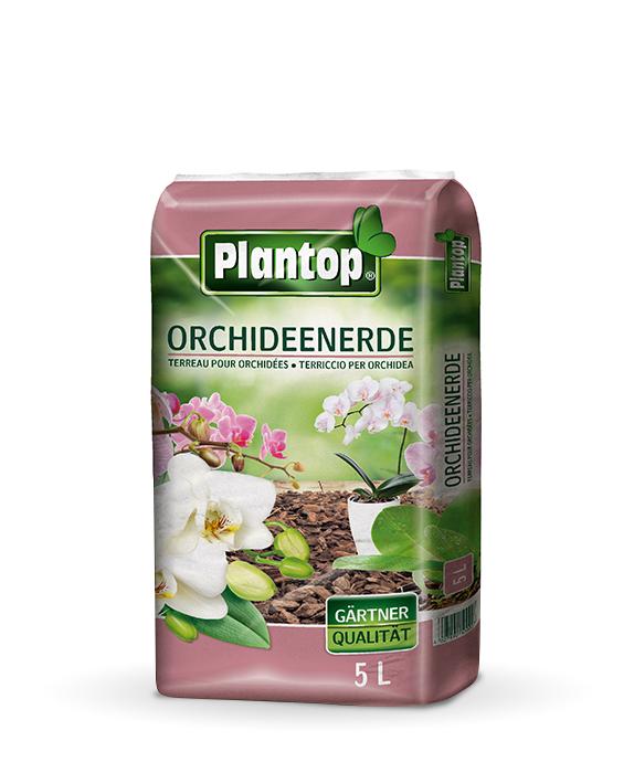 Plantop Orchideen Erde